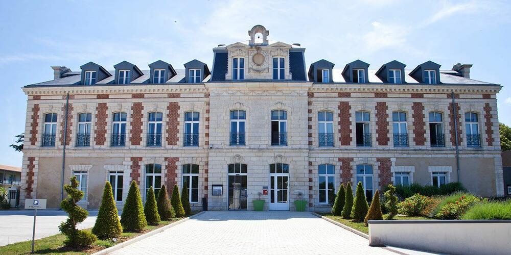 4 Star Spa Hotel Du Chateau Lagord La Rochelle